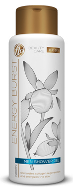 Energy Burst Shower Gel, 250ml
